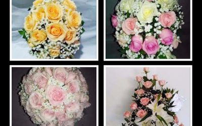 Tips Membuat Karangan Table Bouquet