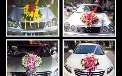 Tips Dekorasi Car Wedding