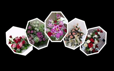 Macam-Macam Karangan Table Bouquet